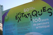 Les extatiques, un musée à ciel ouvert