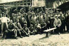 Exposition sur la Première Guerre mondiale