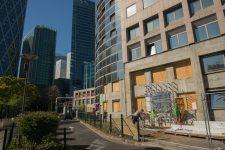 Rénovation de l'immeuble leBalzac:bruit et poussières très surveillés