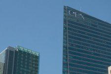 La tour CBX  reçoit une société pharmaceutique
