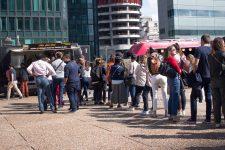 La Défense, place du chef pour les food trucks