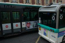 Guet-apens contre un bus de la ligne 17