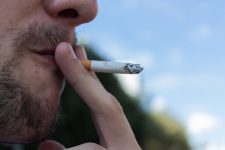 Plus de cigarettes dans les parcs et jardins