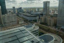 Deux mois de consultation pourtransformer l'esplanade en parc urbain