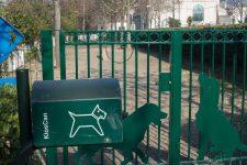 Un espace dédié aux chiens par la mairie