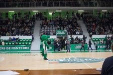 Nanterre 92 se qualifie en quart de finale de Champions league