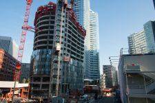 Bientôt une esplanade Zaha Hadid au pied de la tour Alto