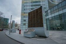 Bancs dépolluants: Icade poursuit son expérimentation