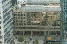 L'immeuble Île-de-France bientôt en chantier?