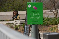 Un nouveau jardin partagé pour créer du lien