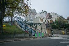 Deux escalators désormais moins énergivores