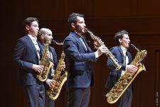 Quatuor Zahir et Jean-Charles Richard