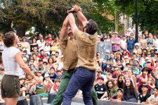 Parade(s), festival des arts de la rue