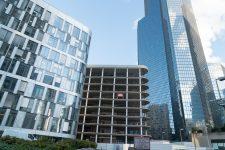 City la Défense rénové en Watt, l'immeuble Ampère E + gagne un jumeau