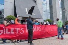 Des salariés sans-papiers dénoncent leur «exploitation»