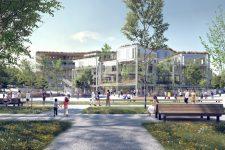 Le Pôle universitaire emménage dans l'ex-école d'architecture en 2023