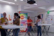 Un réseau féminin pour lutter contre lesdiscriminations syndicales et salariales