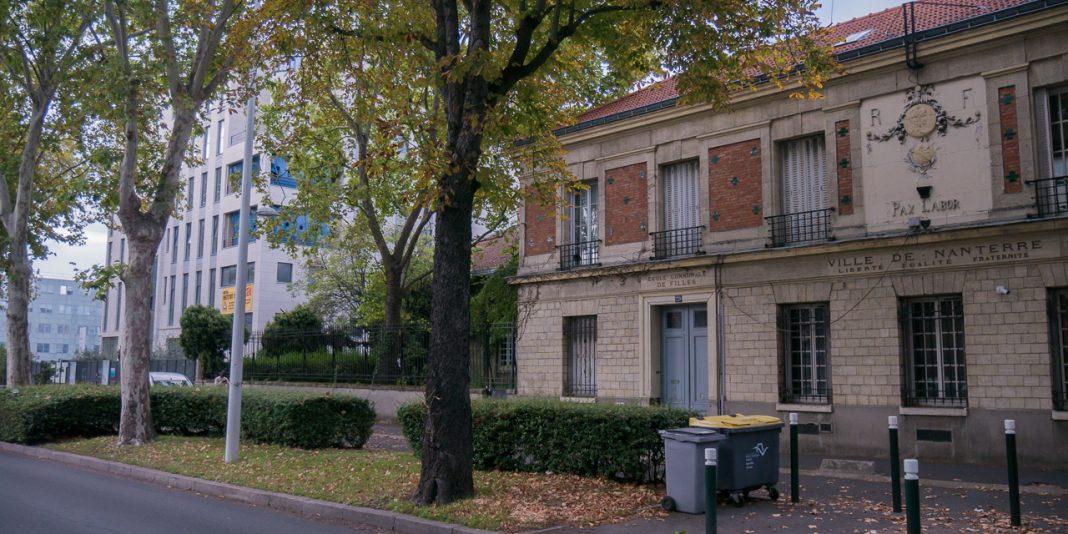 Lycée Polyvalent Joliot Curie - Nanterre