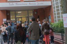 Grâce à leur mobilisation, les parents d'élèves évitent une fermeture de classe