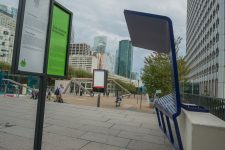 Quel sera le futur mobilier urbain de la Défense?