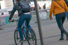 Vélo: ses vidéos vont permettre une meilleure signalisation des accès