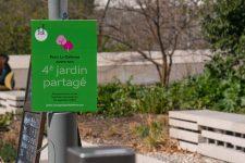 Des jardins partagés ouverts au public