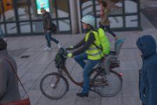 Les cyclistes militent pour un RER V