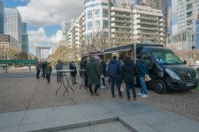 En 2020, deux « coffee trucks » en plus des food trucks