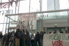 «Black Friday»: violences entre manifestants et clients aux 4 Temps.