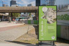 Ligne 15 Ouest: la gare déplacée dans le quartier  de la Rose de Cherbourg?