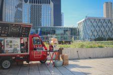 Les food trucks sur la dalle, c'estfini