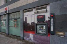 L'agence de la Société Générale a fermé ses portes