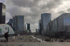 Plus de 3000000 m² de bureaux dans le quartier d'affaires
