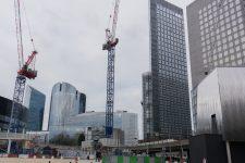 Rose de Cherbourg: un quartier réaménagé,  futur visage de la Défense sud