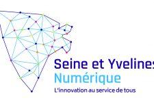 Seine et Yvelines Numérique :  un nouveau logo pour de nouveaux objectifs