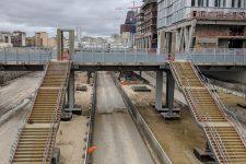 Les riverains s'inquiètent des accès à la future gare du RER E