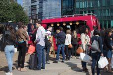 Sept nouveaux food trucks dès le 9 mars sur la dalle
