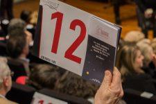 Parvis Solidaire: soirée réussie, 156 000 euros pour les associations