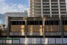 Tour Aurore: la démolition de l'immeuble BNP à venir