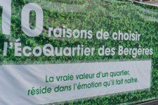 Des logements sociaux bientôt livrés dans le quartier des Bergères