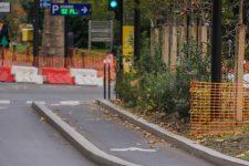 Une piste cyclable aménagée sur l'avenue Gambetta prête