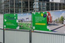 Place de la Défense : des travaux par phase jusqu'en 2023