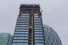 Tour Aurore: Où en est le chantier moins d'un an avant la livraison?