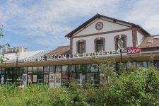 Une récompense pour la gare de Bécon-les-Bruyères
