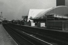 La gare de la Défense
